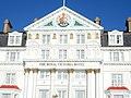St Leonards-on-Sea, Best Western Royal Victoria Hotel, detail.jpg