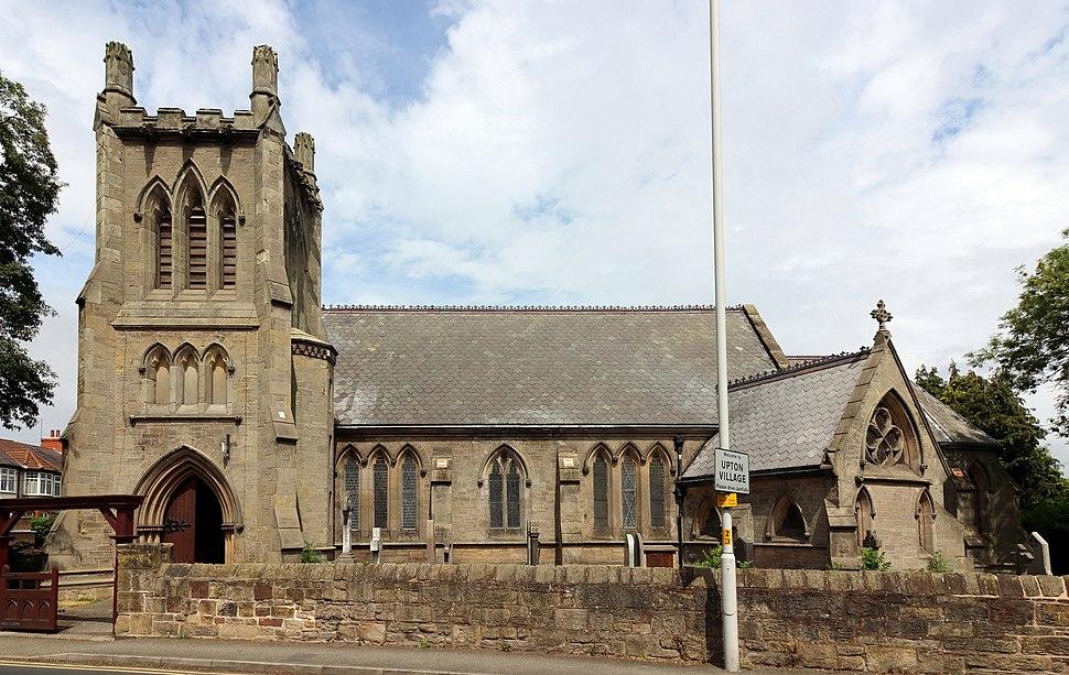St Mary's Church, Upton 2018