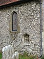 St Mary Magdalene, Tortington, Sussex - Windows - geograph.org.uk - 1652704.jpg