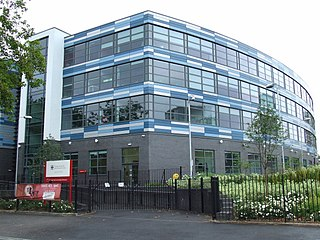 St Mary Redcliffe and Temple School Voluntary aided school in Bristol, England