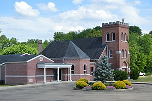 Buchtel, Ohio - St. Mary of the Hills Church