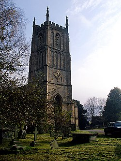 Church of St Mary the Virgin, Wootton-under-Edge