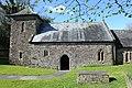 St Odoceus' Church, Llandawke, south elevation in spring.jpg