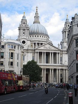 St Paul's Cathedral, London, UK (2014) - 01.JPG