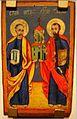 St Peter Paul Dovezentse Church 19 Century Icon.jpg