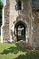 St Peter ad Vincula, Coveney - Passage under tower - geograph.org.uk - 1484025.jpg