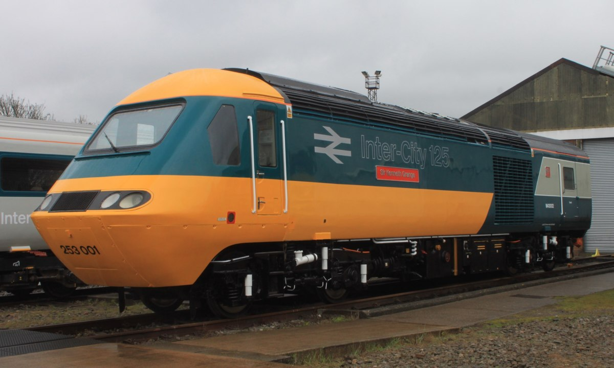 British Rail Class 43 (HST) - Wikipedia