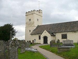 Bedwellty - St Sannan's Church, Bedwellty