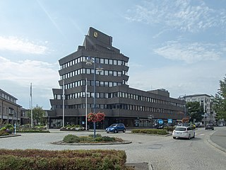 Vetlanda Place in Småland, Sweden