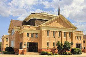 First Baptist Church (Stamford, Texas) - First Baptist Church