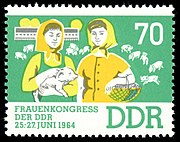 Stamps of Germany (DDR) 1964, MiNr 1032