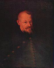 Portrait of Stanisław Lubomirski.