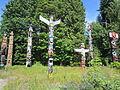 Stanley Park totem poles, Vancouver (2013) - 6.JPG