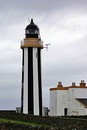 Start Point Lighthouse, Sanday, Orkney, taken ...