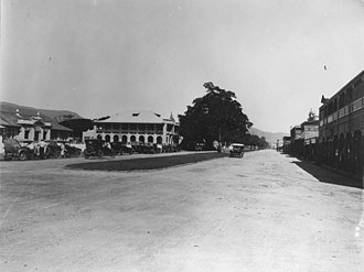 History of Cairns - Abbott Street, Cairns, c. 1925