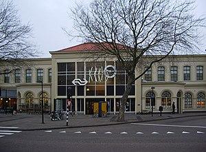 Alkmaar railway station - Image: Station Alkmaar (2006)