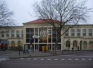 Alkmaar railway station railway station