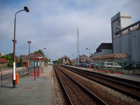 Image illustrative de l'article Gare de Gavere-Asper