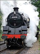 Steam train - geograph.org.uk - 561513.jpg
