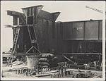 Steel work used on Harbour Bridge, 1932 (8282693301).jpg