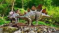 Stegosaurus 02 DinoPark Košice.jpg