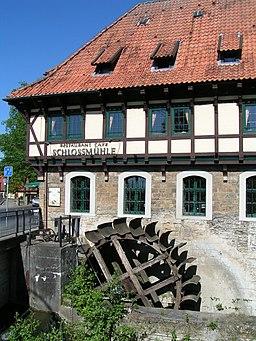 Steinfurt Schlossmühle