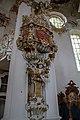 Steingaden. Wieskirche. Abt-Empore. 2015-10-09 16-57-56.jpg