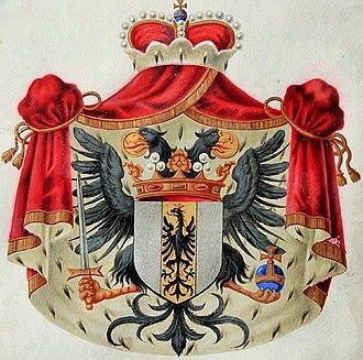 Imperiali family - Sub umbra alarum tuarum
