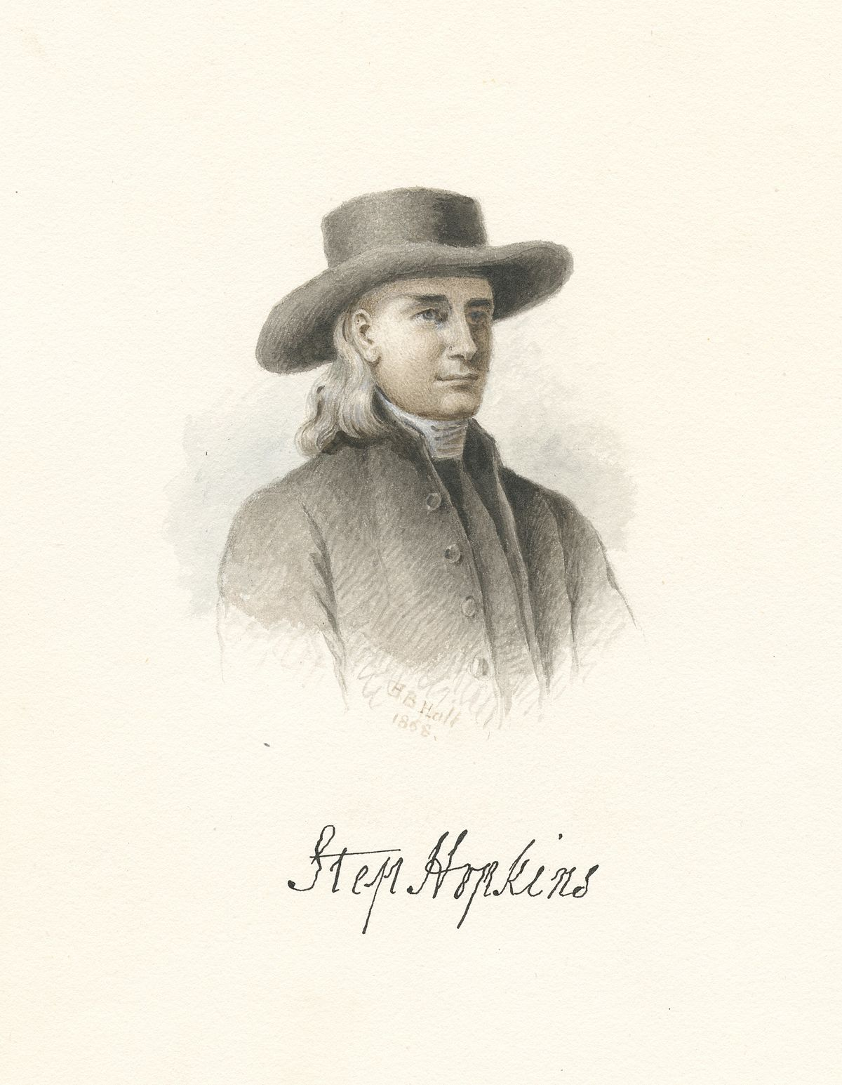 stephen hopkins politician