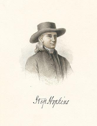 Stephen Hopkins (politician) - Stephen Hopkins