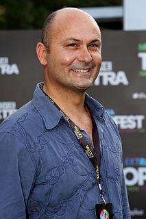 Steve Bastoni Australian actor