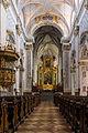 Stiftskirche Göttweig Innenraum 01.JPG