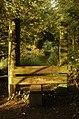 Stile in Little Bytham in colour.JPG