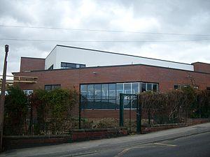 Stocksbridge High School - Image: Stocksbridge High School