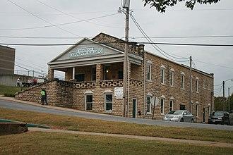 Stockton, Missouri - Stockton Community Building