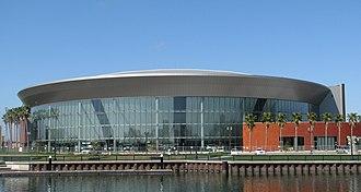 Stockton Arena - Image: Stockton Arena 2009