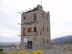Austin Nevada Unincorporated Town Stokes Castle