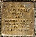 Stolperstein Bundesplatz 2 (Wilmd) Hedwig Selig.jpg