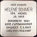 Stolperstein Helene Sommer1.jpg