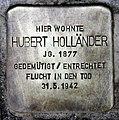Stolperstein Seesener Str 50 (Halsee) Hubert Holländer.jpg