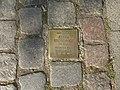 Stolperstein Verden - Stifthofstrasse 3 - Goldschmidt.jpg