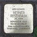 Stolperstein Werner Rosenbaum Hamburg-Horn 02.jpg