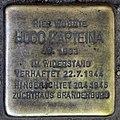 Stolperstein Weserstr 54 (Neukö) Hugo Kapteina.jpg