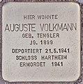 Stolperstein für Auguste Volkmann (Salzburg).jpg