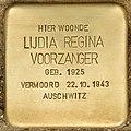 Stolperstein für Lijdia Regina Voorzanger (Den Haag).jpg