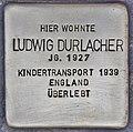 Stolperstein für Ludwig Durlacher (Heidelberg).jpg