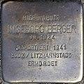 Stolpersteine Köln, Ingeborg Berger (Manderscheider Platz 8).jpg