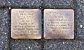 Stolpersteine Köln, Werthmannstaße 1.jpg