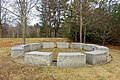 Stone circle - Phillips Academy Andover - Andover, Massachusetts - DSC05384.jpg