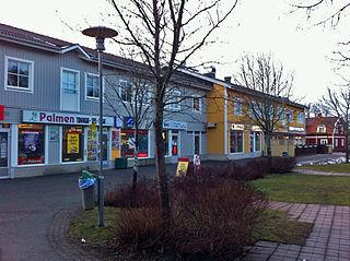 Storvreta Place in Uppland, Sweden
